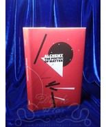 ALCHEMY The Poetry of Matter SIGNED Brian Cotnoir OUROBOROS 1/800 occult... - $89.09