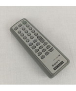 SONY RMT-CS38A Remote Control ~ CFDS38, CFDS39 - $9.89
