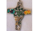 A decorative cross with christian themes 4 thumb155 crop