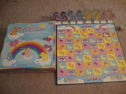 Care Bears Calling all Care Bears Board game