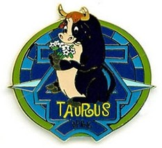Ferdinand Taurus Zodiac authentic  Disney no card pin/pin - $24.18