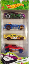 Hot Wheels Easter Special Edition 4-Pack Die Cast 1:64 scale [Brand New] - $26.95