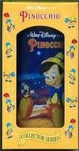 Pinocchio & Jiminy Cricket Disney Glass Mint in original box - $7.99