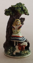 Alice in Wonderland and the White Rabbit Goebel miniatures  by Robert Ol... - $355.99