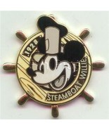 Steamboat Willie  Mickey dated 1928 Authentic Disney Pin  - $16.99