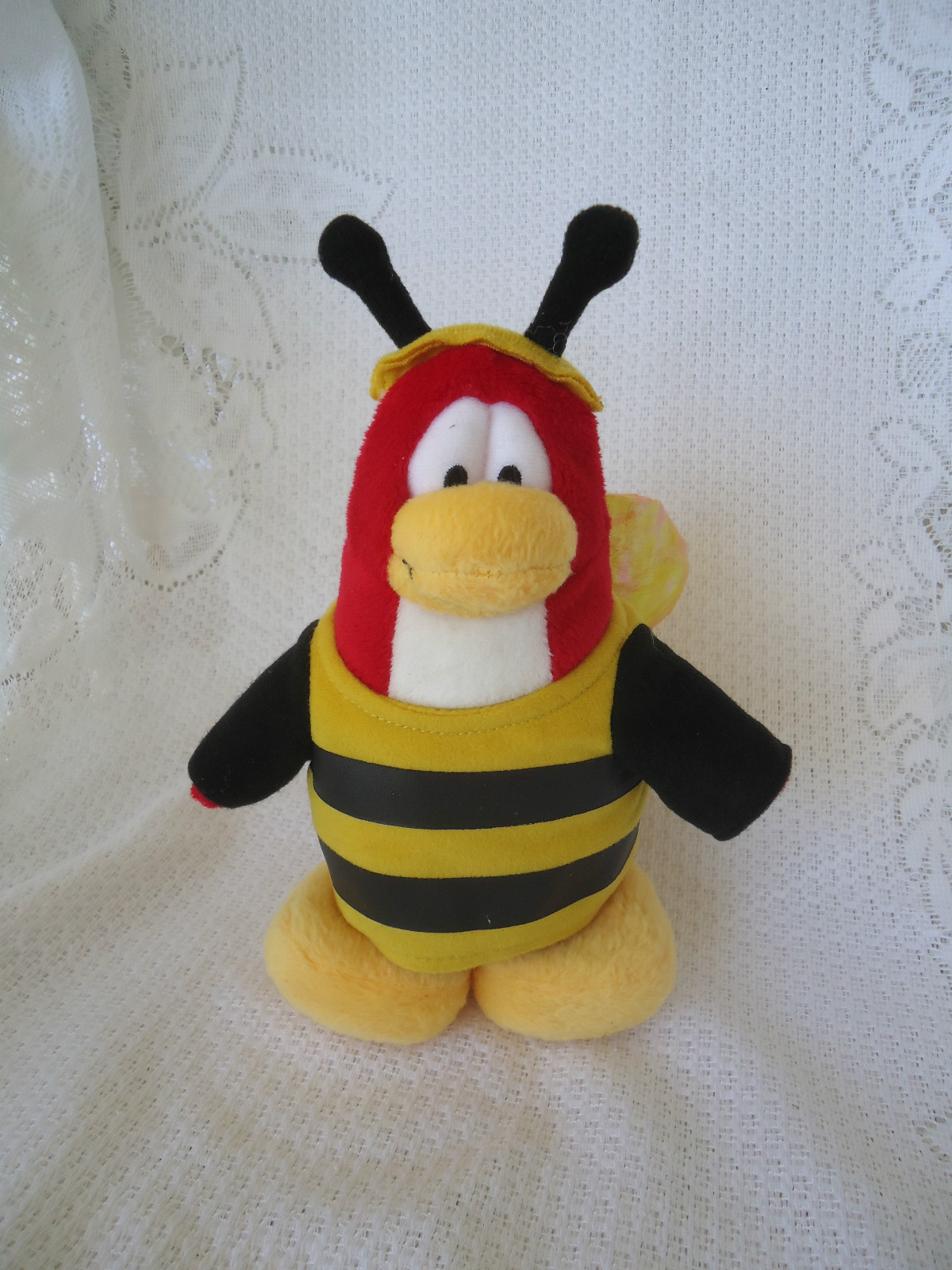 Primary image for DISNEY CLUB PENGUIN BUMBLE BEE Soft Toy