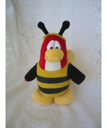 DISNEY CLUB PENGUIN BUMBLE BEE Soft Toy - $7.70