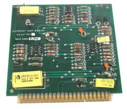 CONTRAVES PC0784-01 CURRENT AMP BOARD A6347 REV. E