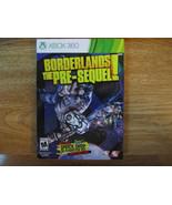 Borderlands The Pre-Sequel (Xbox 360) Complete w/ Manual - $18.70
