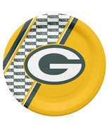 GREEN BAY PACKERS 20 DISPOSABLE DINNER PARTY PI... - $14.87