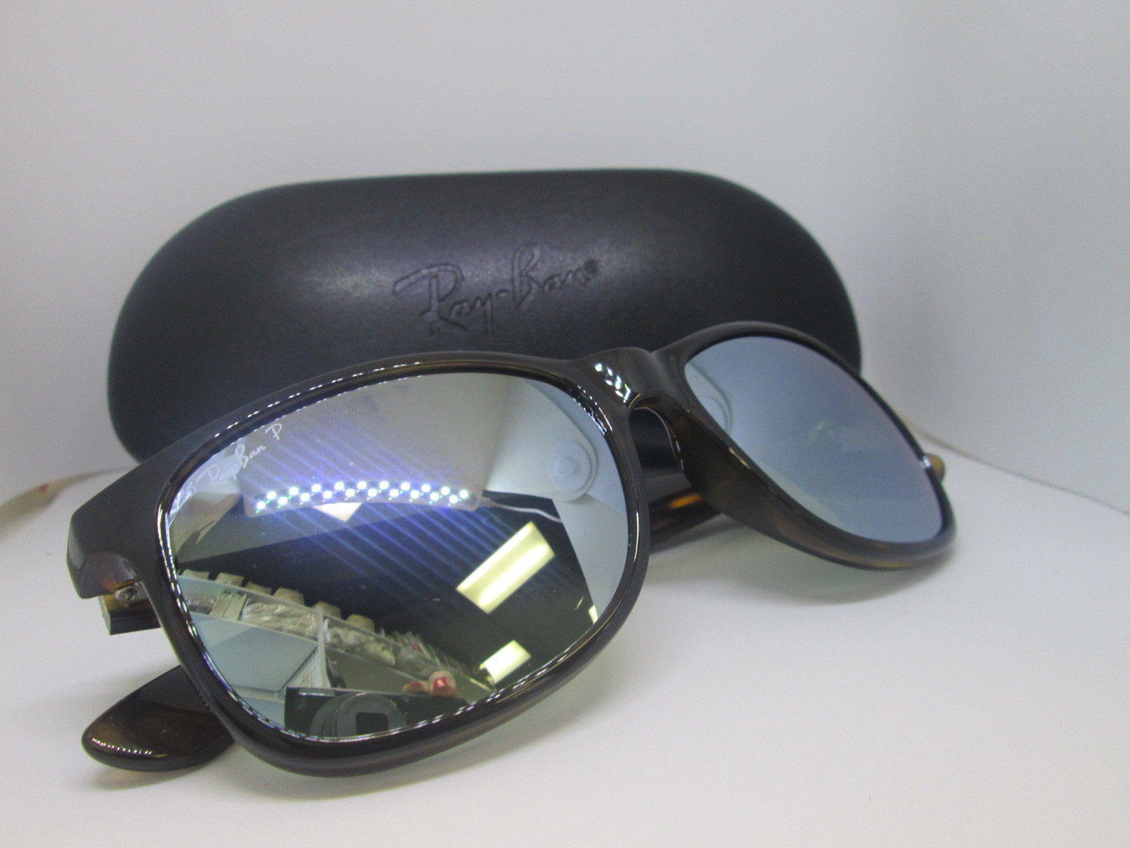 4598f449d6 Made in Italy! Rayban 4202 710 Y4 Polarized and 50 similar items