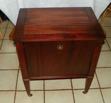 Mahogany Record Cabinet  (BM-DR72) - $299.00