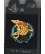 Pinocchio Cleo Zodiac POM Pisces Fish Authentic Disney pin - $29.99
