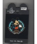 Mickey Mouse Libra Zodiac Original backer card authentic Disney pin - $29.99