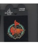 Sebastian carb Little Mermaid Zodiac Cancer authentic Disney on card pin - $25.99