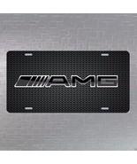 AMG Mercedes Benz  Merc Aluminum License Plate C E S SL G M SLK CLS CLA ... - $14.99