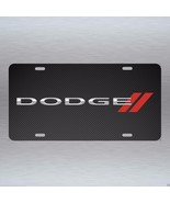 Dodge Aluminum Vanity License Plate Charger Challenger Dart HEMI SXT R/T... - $14.99