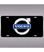 Volvo Aluminum Vanity License Plate Tag XC90 XC60 S60 S80 V60 XC70 V40 S... - $14.99
