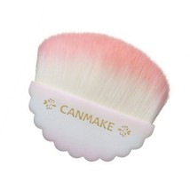 Canmake marshmallow finish face brush 01 Made in Japan Make up tool F/S - $10.99
