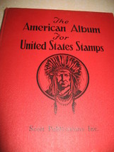 Vintage Stamps 1939 American Album For United S... - $59.99