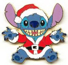Santa Stitch from  Lilo & Stitch  authentic Disney pin - $29.99