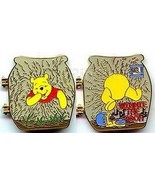 Winnie the Pooh Rabbit house hinged Authentic Disney Pin - $29.95