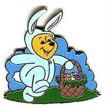 Winnie the Pooh WDW - Easter Bunny Authentic Disney Pin - $15.99