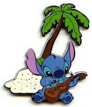 Stitch Playing guitar ukulele ukelele from  Lilo & Stitch  authentic Dis... - $21.89