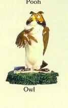 Owl Miniature from Walt Disney Winnie the Pooh Mint In Original Box - $29.99