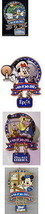 Donald Duck Goofy Mickey Minnie July 4 USA 4 set of  Authentic Disney Pin - $68.98