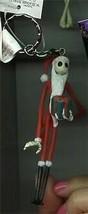Jack Santa key chain Nightmare Before Christmas Japan Jun Planning - $24.99