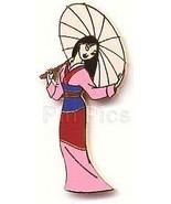 Mulan with Umbrella full body Authentic Disney pin - $24.99