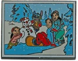 Lilo and Stitch Snow Day authentic Disney  pin - $19.59