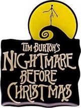 Jack on Hill Nightmare Before Christmas Promotional  Authentic Disney pin - $24.99
