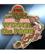 Winnie the Pooh New Adventures 1988 Authentic Disney Pin No card - $19.98