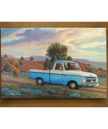 Old Ford Pickup Truck Navajo Limited Edition Giclée Print by JC Black - $222.07