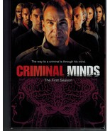 Criminal Minds DVD's  The First Season - $10.73