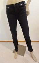 Nwt J Brand Designer Leah Mid Rise Super Skinny Ankle  Jeans Sz 31 12 Gr... - $79.15