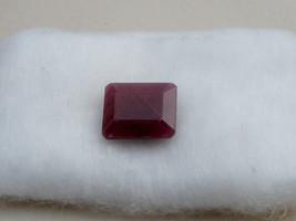 Ruby Emerald loose gem 12 x 10mm - $19.99