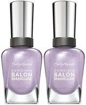 Sally Hansen Complete Salon Manicure Lady Lavender #823 (Pack Of 2 Bottles) P... - $19.99