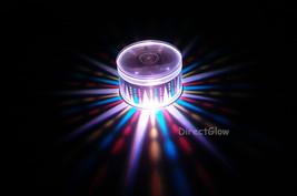 Set of 2 LiteRays LED Light Up Projection LitePod Drink Accessory- Carousel - $14.50