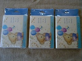 Three Packages of Party Invitations by American Greetings – See Description - $8.75