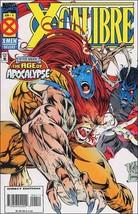 Marvel X Calibre #4 Nm - $1.29