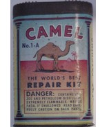 Collectible Vintage Camel 1-A World's Best Repair Kit - $13.81