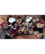 Brass Button Bears Collectibles Pickford Bears ... - $59.35