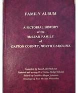 McLean Family Senator Jordan Stowe Love Jackson Robinson Genealogy Histo... - $94.05
