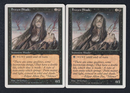 Frozen Shade x 2, LP, Fifth Edition, Common Black, Magic the Gathering - $0.57 CAD