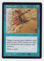 Shadow Rift x 1, CI, Tempest, Common Blue, Magic the Gathering - $0.49 CAD