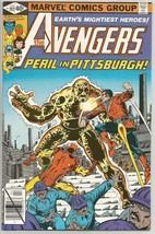 AVENGERS #192 Marvel Comics 1980 Thor Iron Man Capt. America  VF- range - $7.99