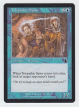 Telepathic Spies x 1, NM, Urza's Destiny, Common Blue, Magic the Gathering - $0.42 CAD